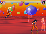 Ultimate Goku (Unfinished Open source)